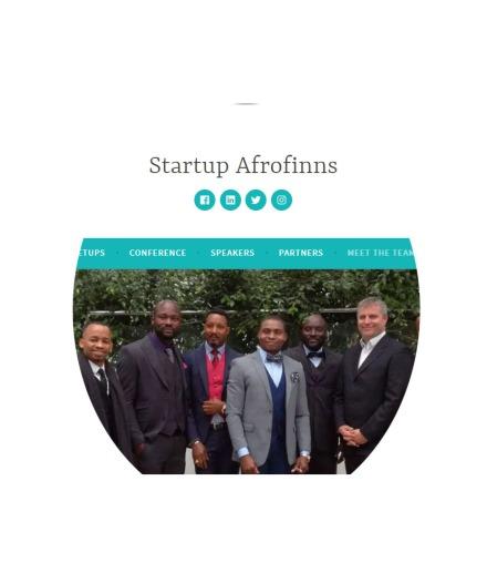 startup afrofinns